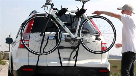 Bell Bike Rack For Suv by Bn B Rack Installation Bc 6416 3js Suv