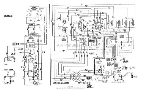 portable generators repair wiring diagram wiring diagram