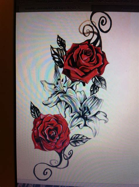 13 roses tattoo would as a outer thigh to commemorate my