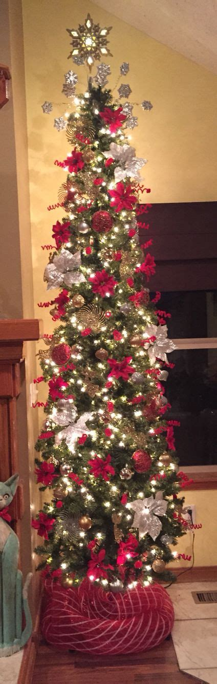 show me thin decorated trees best 25 pencil tree ideas on tree present