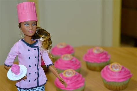 Barbie Giveaways - win cupcake barbie doll review giveaway