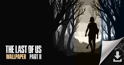 The B Part 2 by Capas E Wallpapers De The Last Of Us Part Ii Feitos A