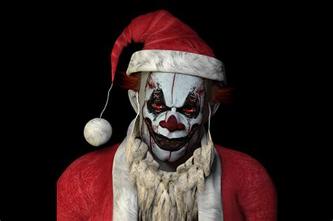 imagenes de santa claus zombie why wall textures are important for haunted houses