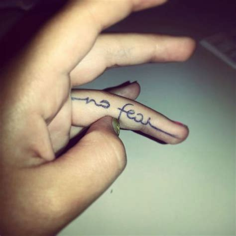 tattoo on the inside of your finger 31 cool inner finger tattoos to inspire you sortra