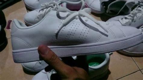 Sepatu Adidas Neo Pink tompelstore adidas neo advantage white pink