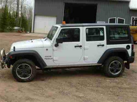 2012 jeep wrangler 4 door purchase used 2012 jeep wrangler 4 door rhd 3 6l right