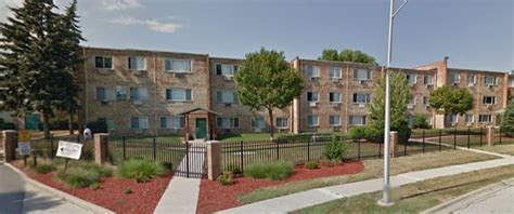 maywood housing authority section 8 college park apartments 930 w college blvd addison