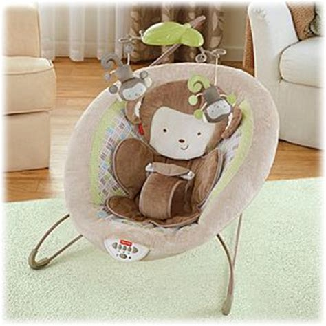 my little snug a monkey swing my little snugamonkey deluxe bouncer