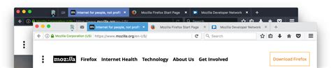 themes firefox 43 firefox 53 quantum compositor compact themes css masks