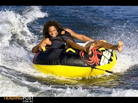 sea doo boat tubes sea doo fifty four single person towable tube for sale in