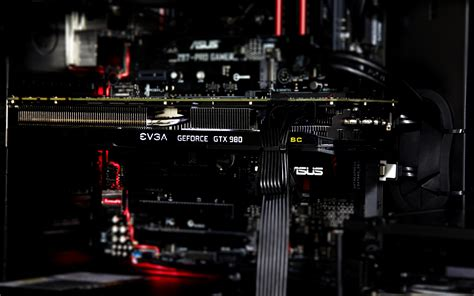 wallpaper motherboard asus computer hardware gpus graphics card geforce