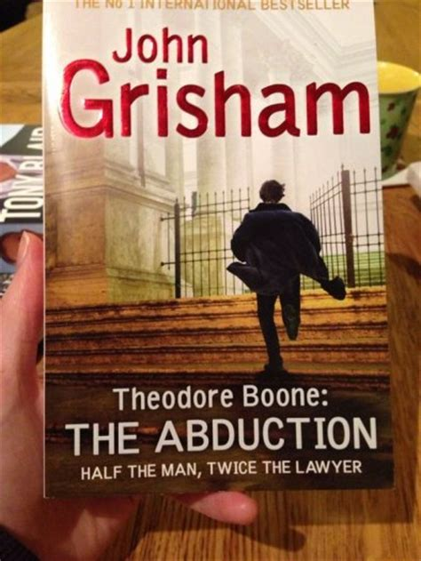 theodore boone the abduction b0051gy0ls john grisham theodore boone the abduction for sale in dundrum dublin from mcfawcett