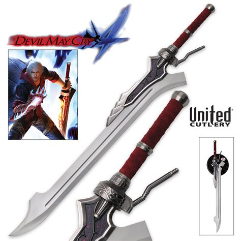 Devil Kitchen Knives by Devil May Cry Red Queen Sword Of Nero Budk Com Knives