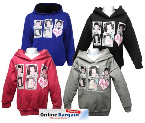 Zipper Hoodie One Direction one direction 1d sweatshirt hooded top pullover