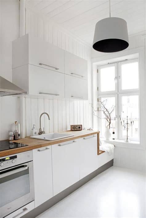 35 warm and cozy scandinavian kitchen ideas home design