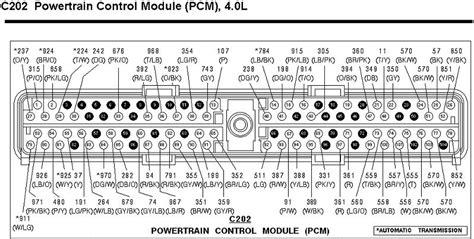 2006 ford explorer pcm wiring diagram efcaviation