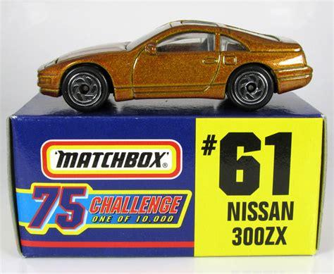 matchbox nissan 300zx matchbox collector s challenge 61 nissan 300zx mb219