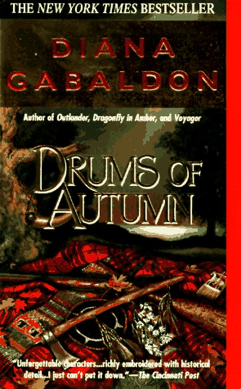 the drums of autumn diana gabaldon s drums of august