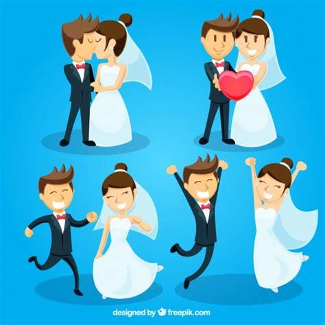 imagenes de amor para recien enamorados pack de reci 233 n casados enamorados con una gran sonrisa