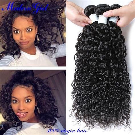 weave wet wavy 7a brazilian water wave 4pcs lot brazillian virgin hair