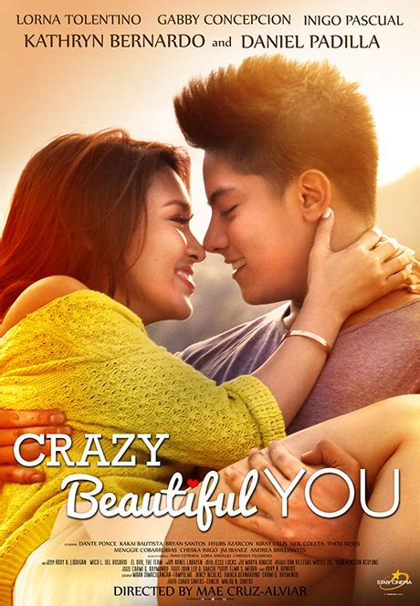 beautiful movie crazy beautiful you official movie poster and teaser