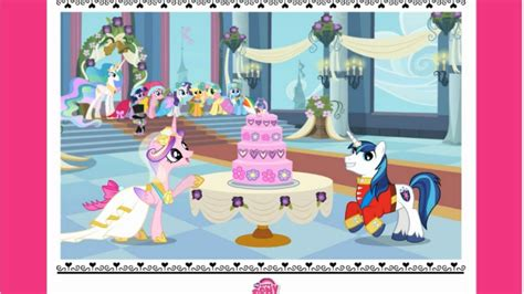 my pony mlp applejack wedding cake creator game