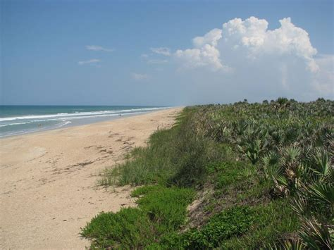 canaveral beaches historic of canaveral national seashore the