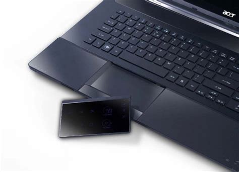 Touchpad Acer Aspire acer aspire ethos pc multim 233 dias 224 touchpad transformable en t 233 l 233 commande