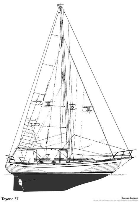 bluewaterboats org tayana 37 the tayana 37 sailboat bluewaterboats org