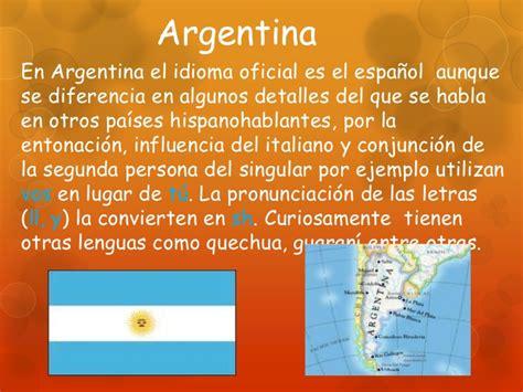 q es pattern en español paises de habla espanol