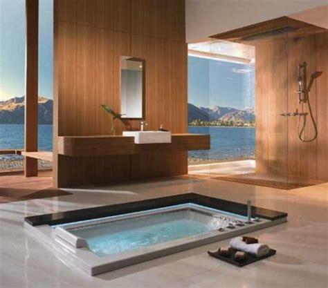Bathtub In The Floor by Sunken Bathtub Designs For The Modern Home Iroonie