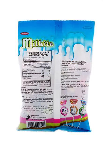 Hexos Mint 5x2 5g milkita 15 s assorted pck 135 172 5g klikindomaret