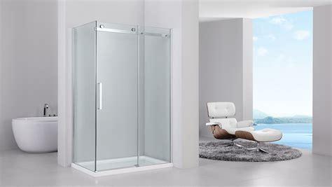 cabina doccia cristallo box doccia in cristallo ecco tutti i vantaggi