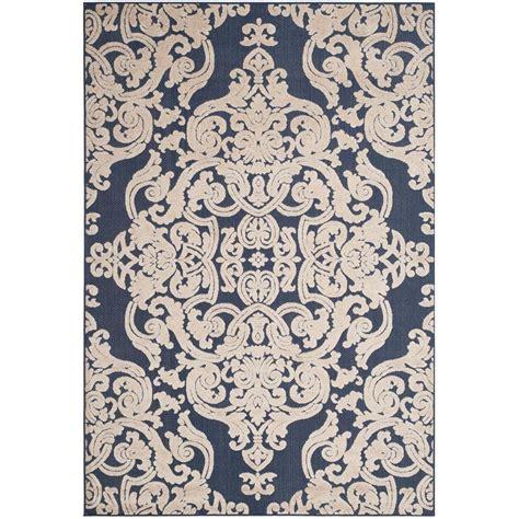 12 x 12 outdoor rug safavieh navy 9 ft x 12 ft indoor outdoor area