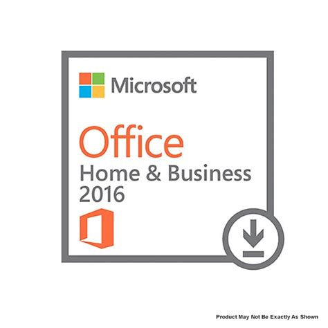 Office Home And Business 2016 Microsoft Office Home And Business 2016 System