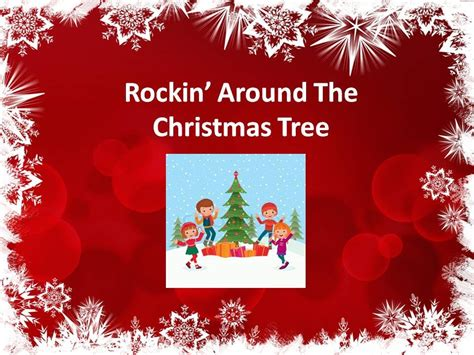 collection rockin around christmas tree pictures best