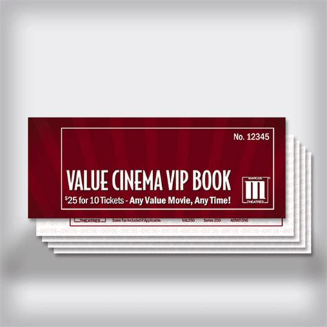 Book Vip Sweepstakes - marcus theatres value cinema vip book value locations only