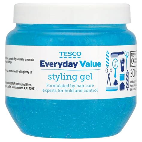 styling gel tesco tesco everyday value styling gel 300ml tesco groceries