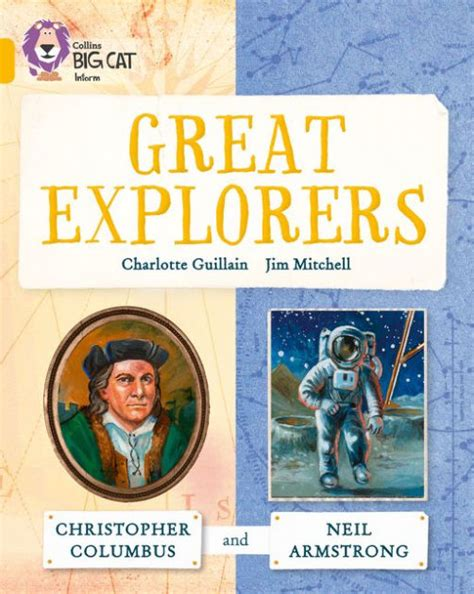neil armstrong biography barnes and noble great explorers christopher columbus and neil armstrong
