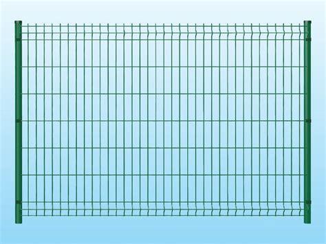 rete verde per giardino recinzione modulare in rete elettrosaldata medium verde