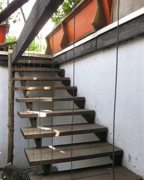 außentreppe design treppe idee