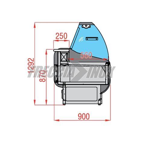 banco frigo alimentari prezzi banco frigo per alimenti l1000 frecciainox