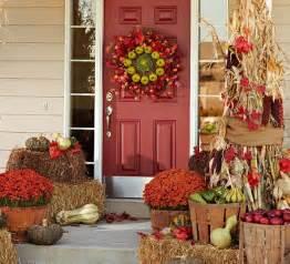Porch fall decor ideas outdoortheme com