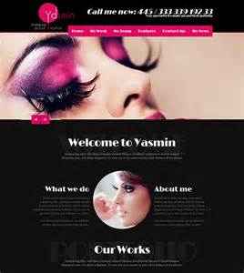 makeup template 15 make up artists themes templates free