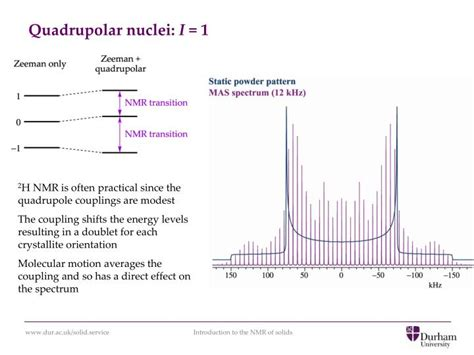 nmr tutorial powerpoint ppt solid state nmr training course powerpoint