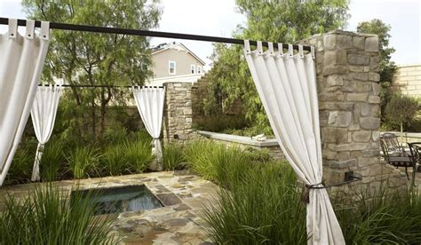 hot tub privacy curtains 17 best images about hot tub privacy ideas on pinterest