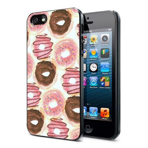 Mini Donut Iphone pink donuts sprinkles iphone 6 plus 6 5s 5c 5 4s 4 samsung galaxy s6 s5 mini s4 s3 note 4