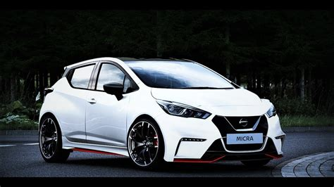 New Nissan Micra 2018 by New 2018 Nissan Micra Exterior And Interior 1080p