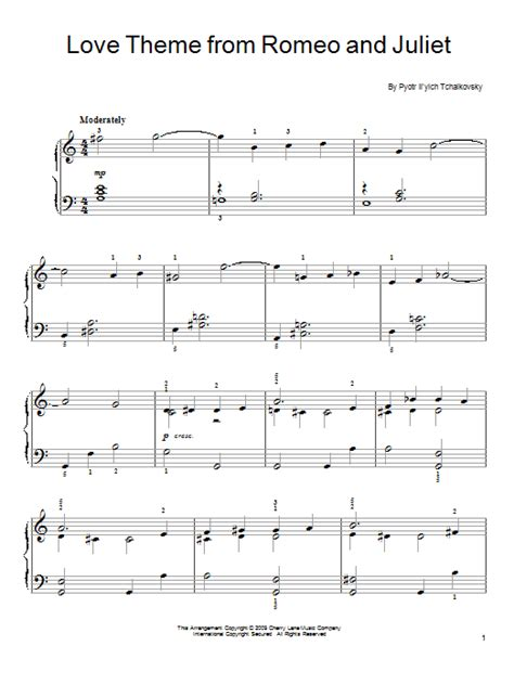love theme from romeo and juliet clarinet music romeo and juliet love theme sheet music direct