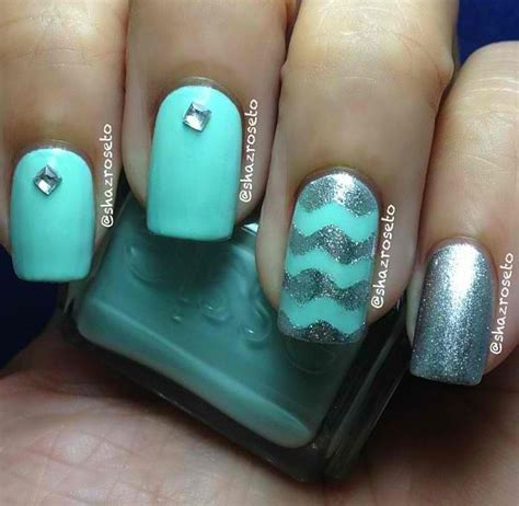 teal gel nail designs 8 teal nail designs images teal gel nail designs teal
